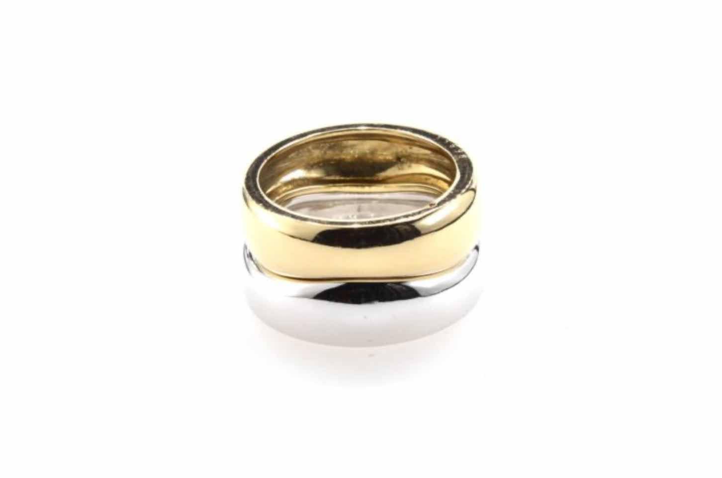 vendre Bague Cartier deux anneaux