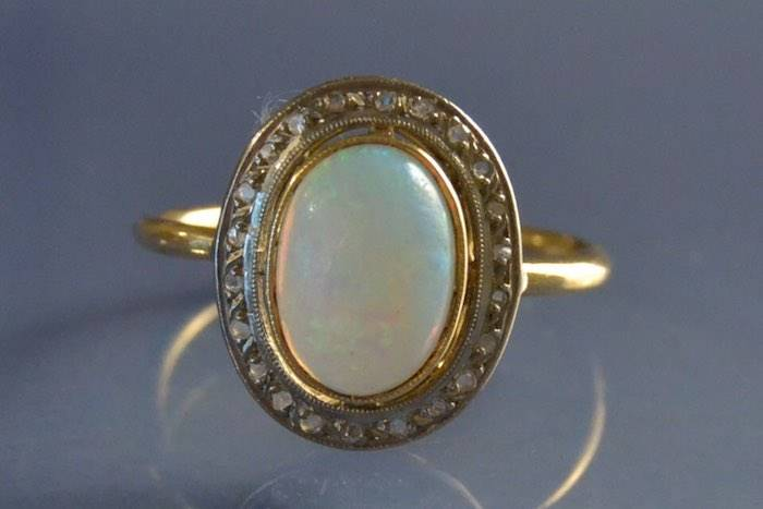 revendre bijoux opales