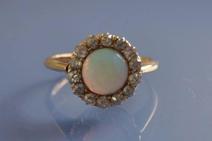 achat bijoux anciens opale