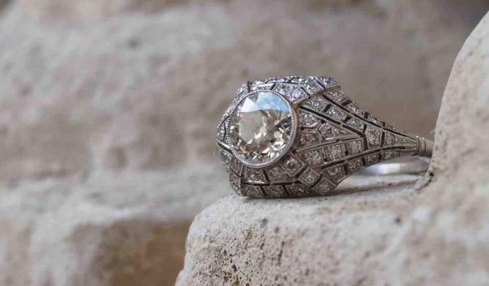 bijoux anciens diamants