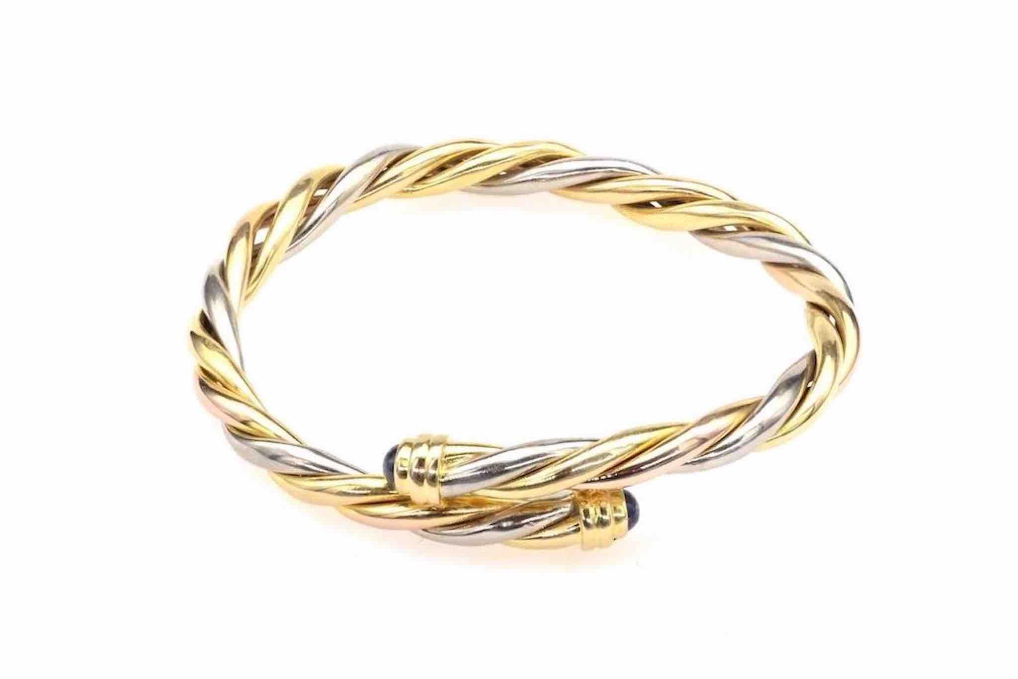 rachat Bracelet Cartier jonc