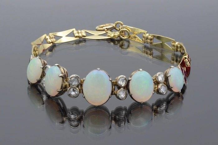 bracelet opales