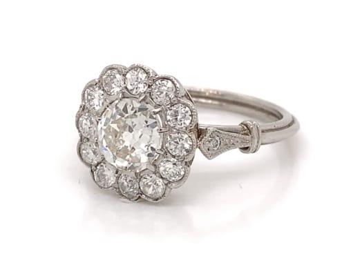 rachat bague ancienne diamants