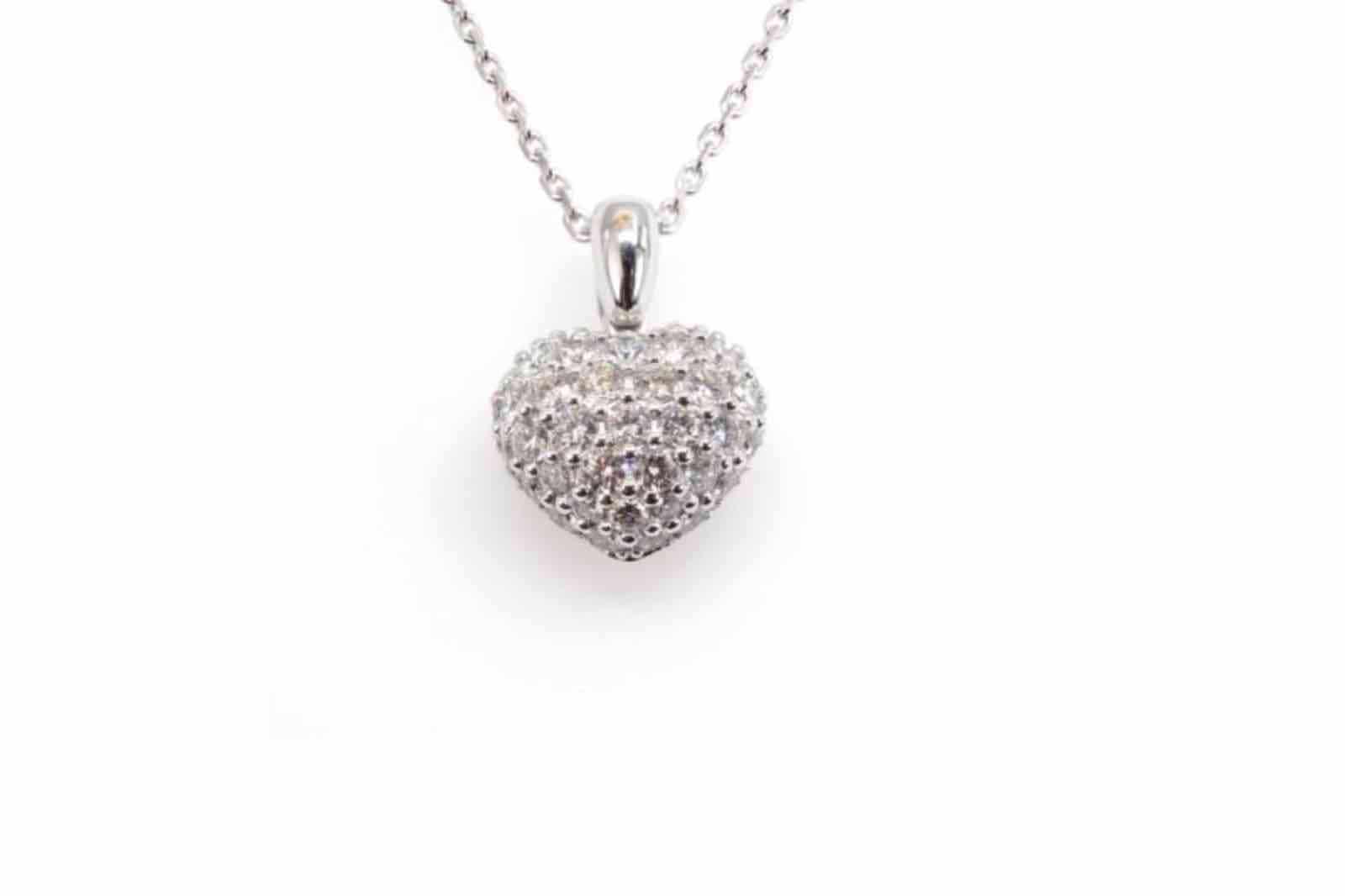 rachat pendentif diamants Chopard