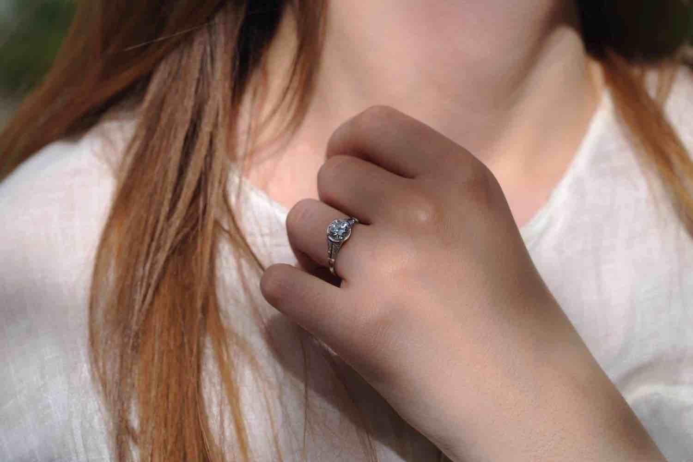 rachat solitaire diamants