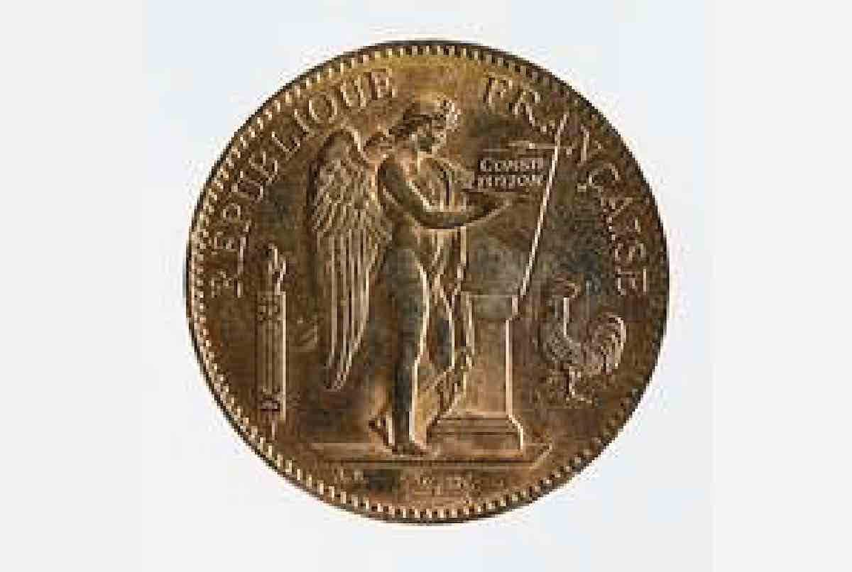 achat monnaie en or
