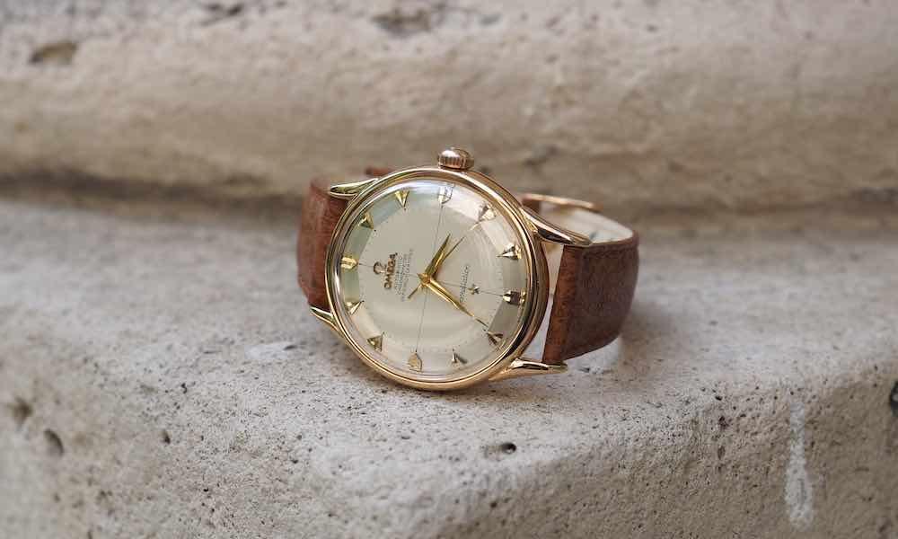 achat de montre vintage omega