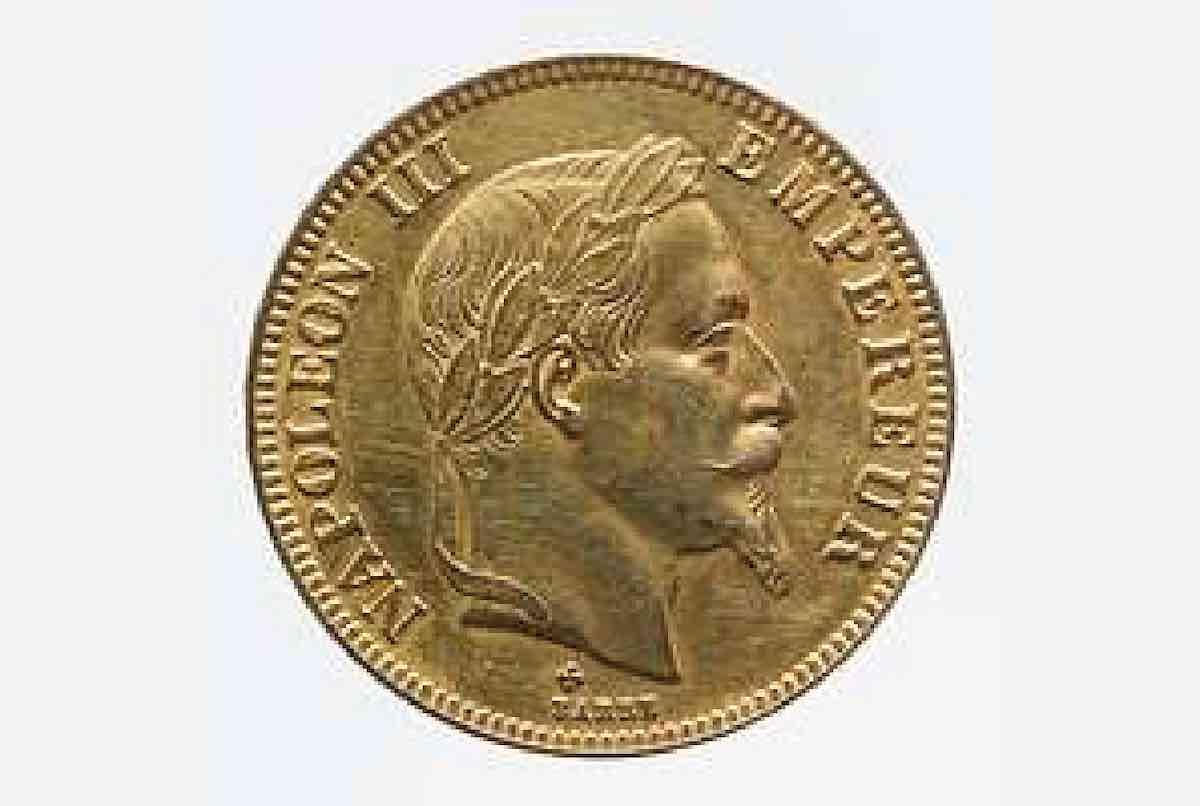 achat pièces napoleon en or