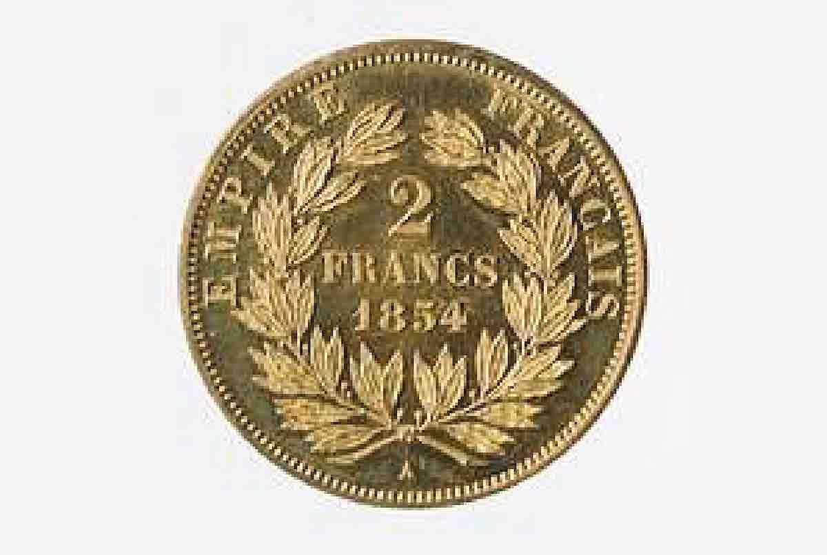 pièces française en or