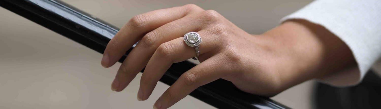 rachat bagues anciennes diamants
