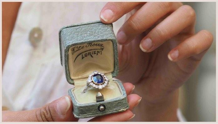 achat bijoux saphir