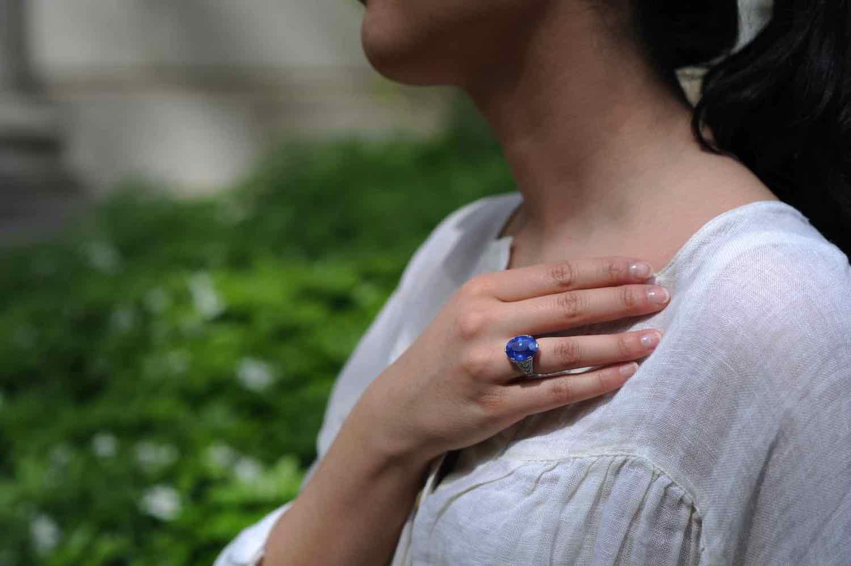 achat bijoux paris saphir