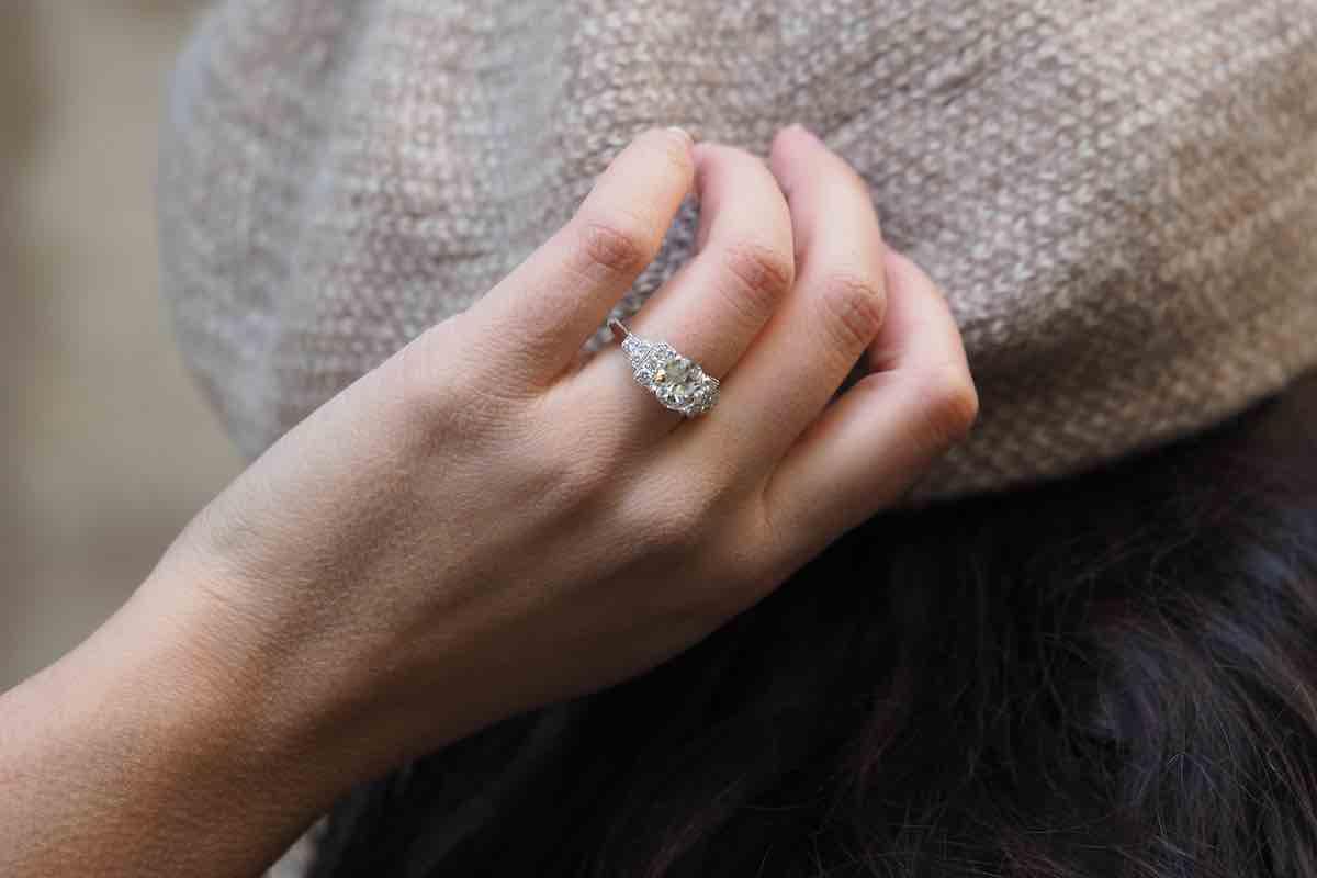 revente bijoux diamants