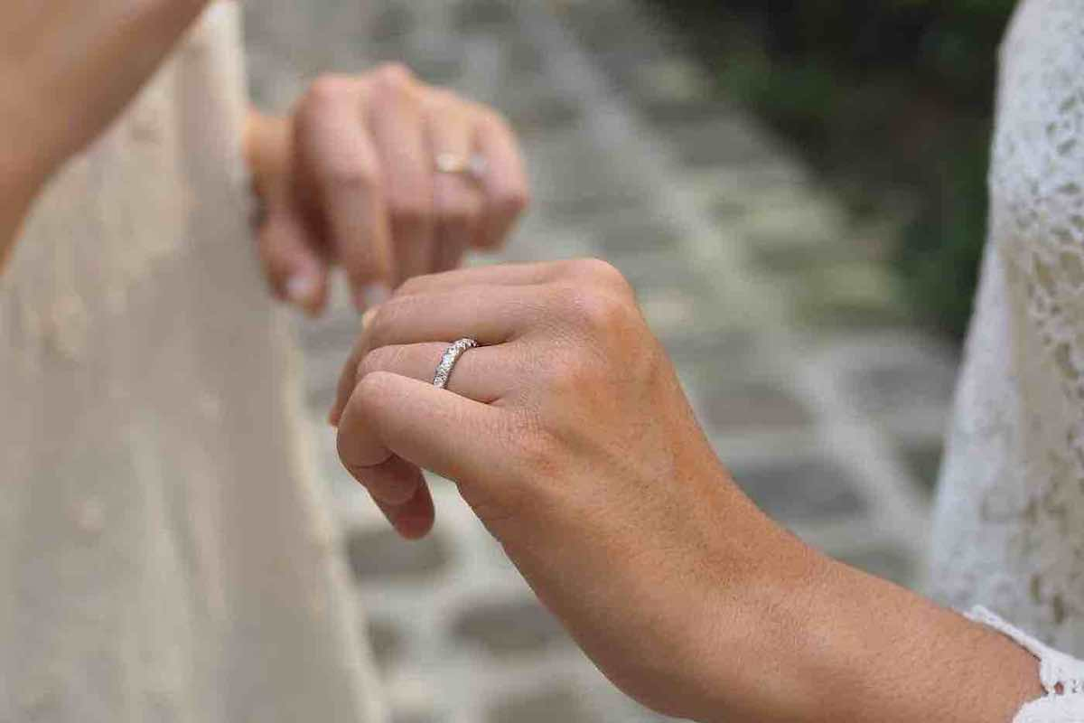 rachat alliance de mariage