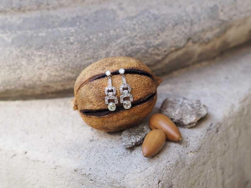 rachat de bijoux, des boucles anciennes