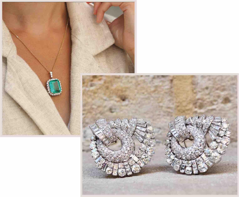 achat de bijoux signés