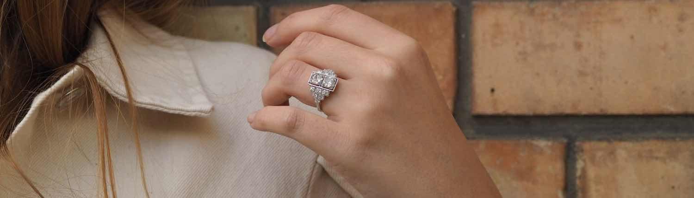 bijoux art-deco diamants