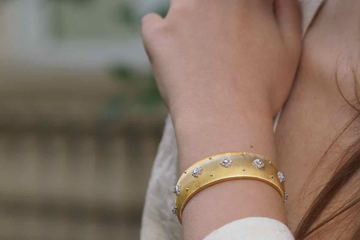 bracelets signés