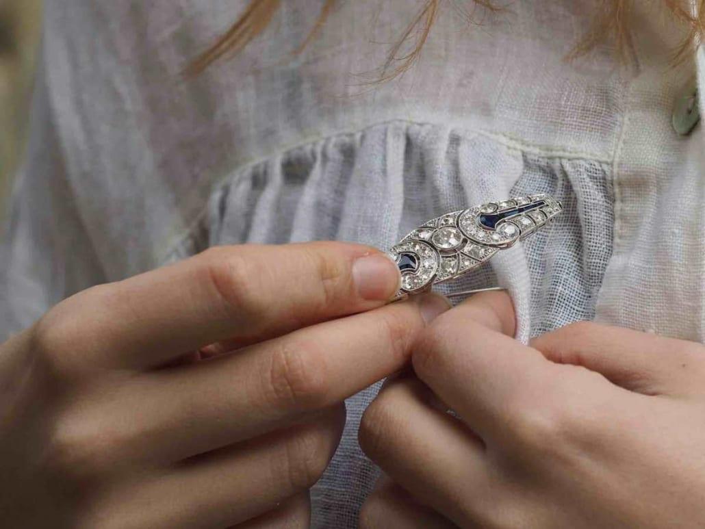 rachat bijoux art-déco