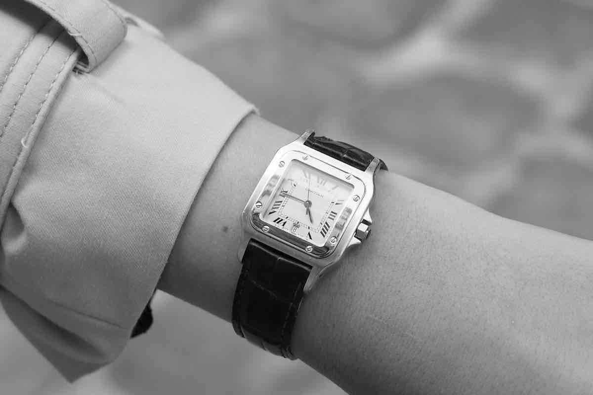 achat montre cartier femme