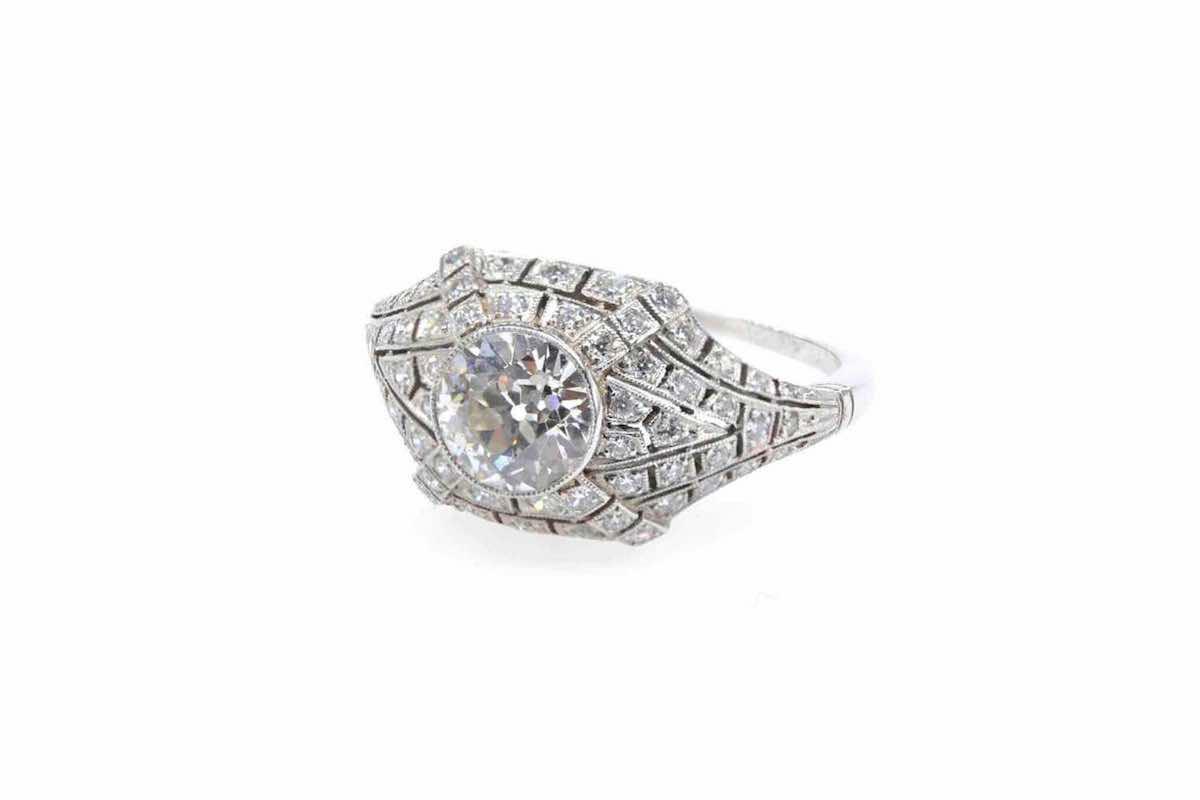achat diamants anciens
