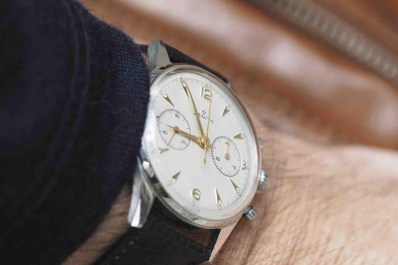 achat et vente montre vintage paris