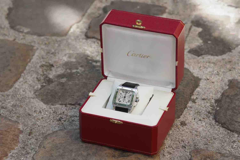 bijoux montres cartier