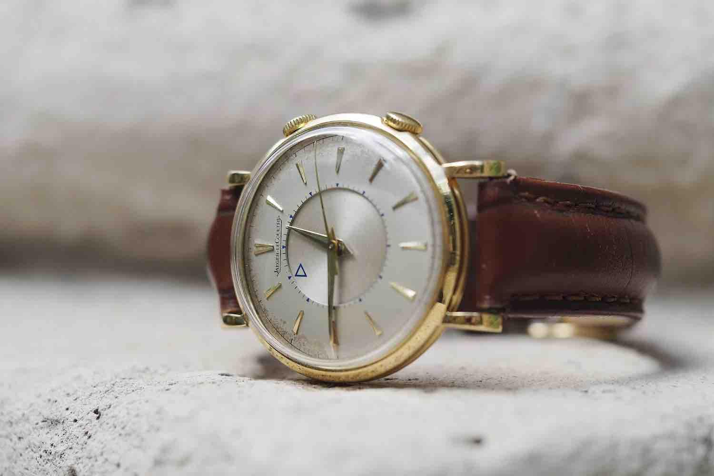 achat montre vintage jeager lecoultre