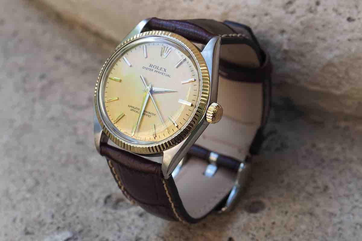 achat montre de marque rolex
