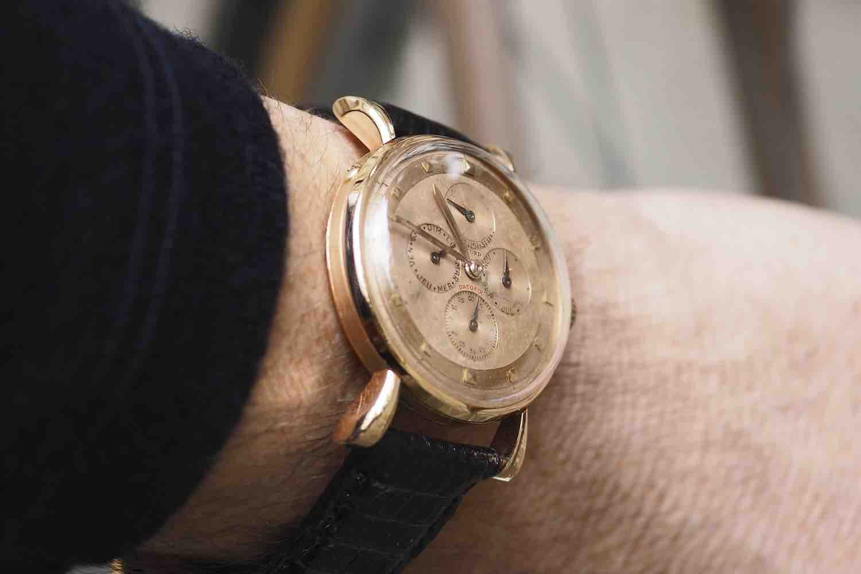 achat montre de luxe record geneve