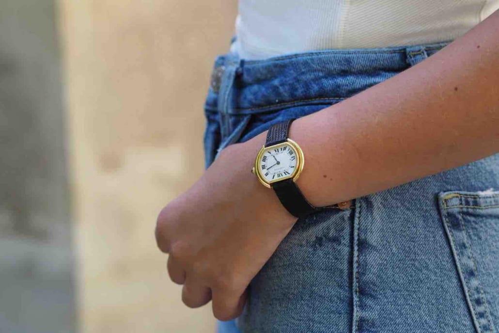 rachat de montres de luxe