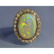 bague occasion opale