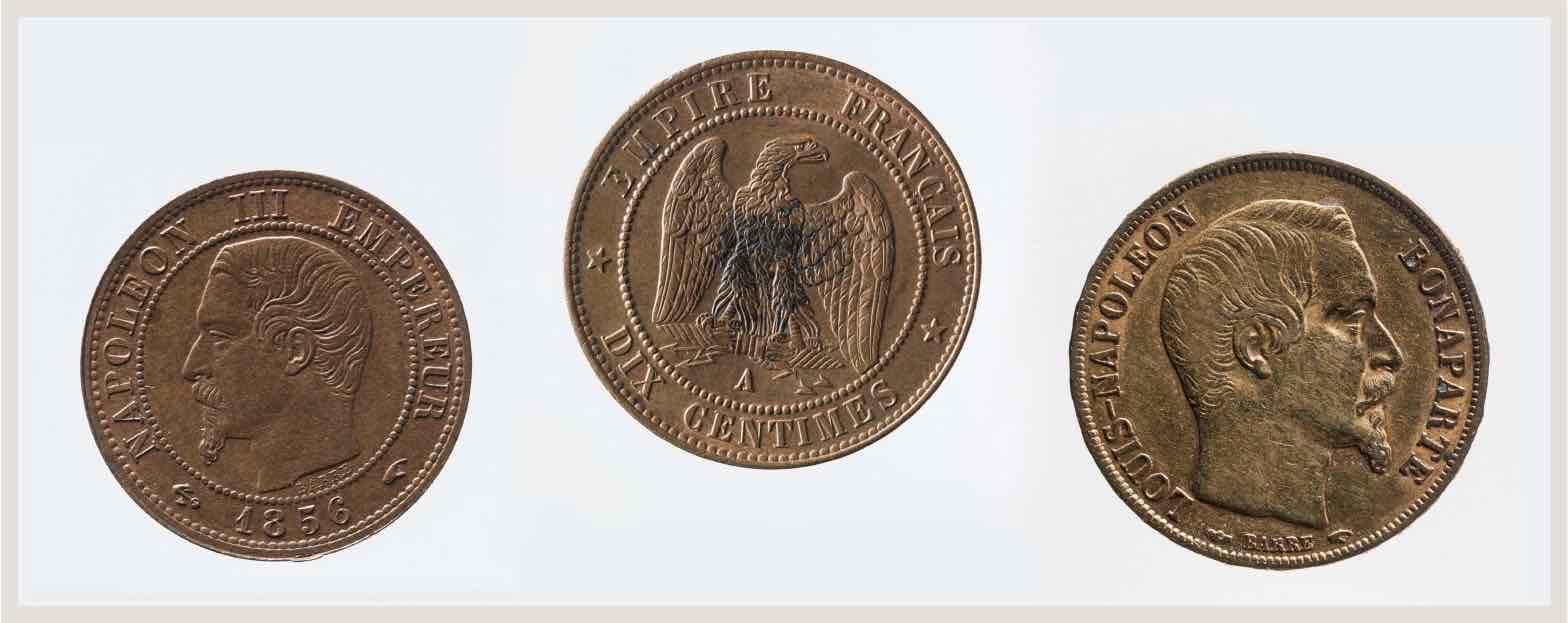 achat pièces d'or anciennes napoléon
