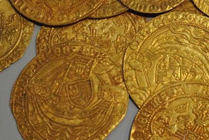 rachat pièces en or