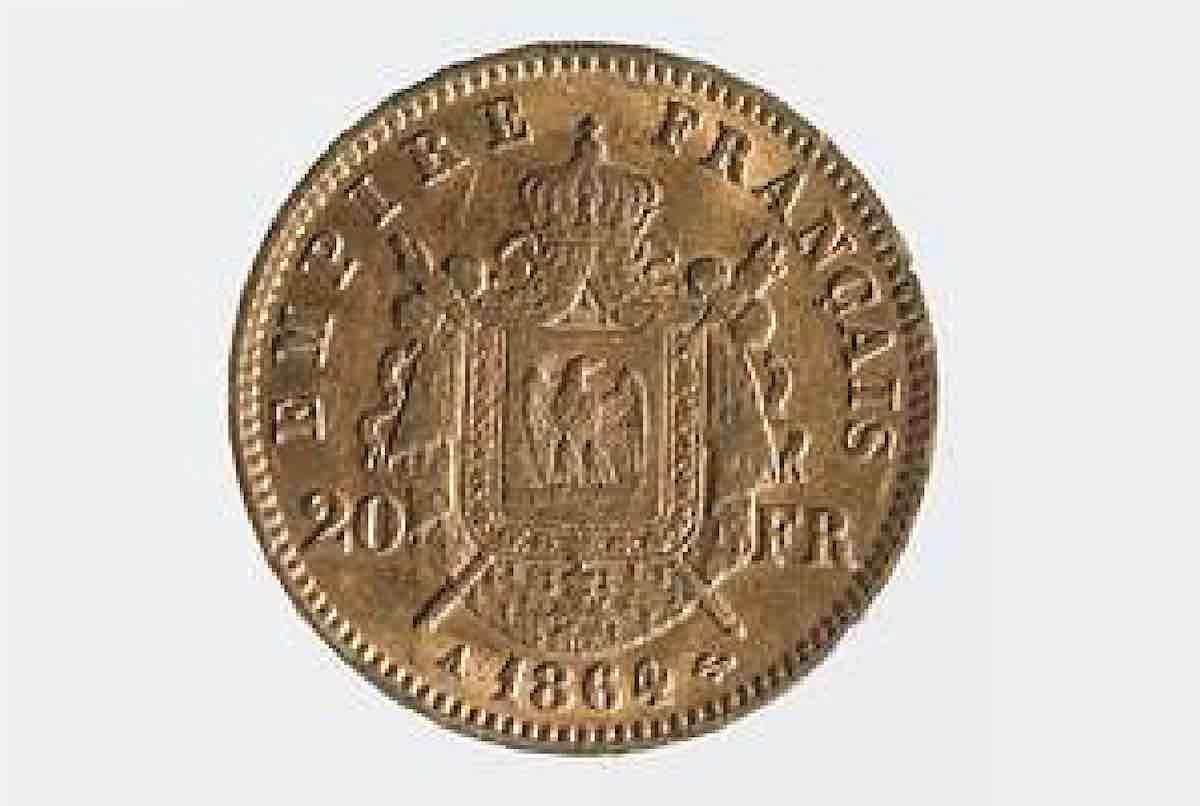 pièces or napoleon