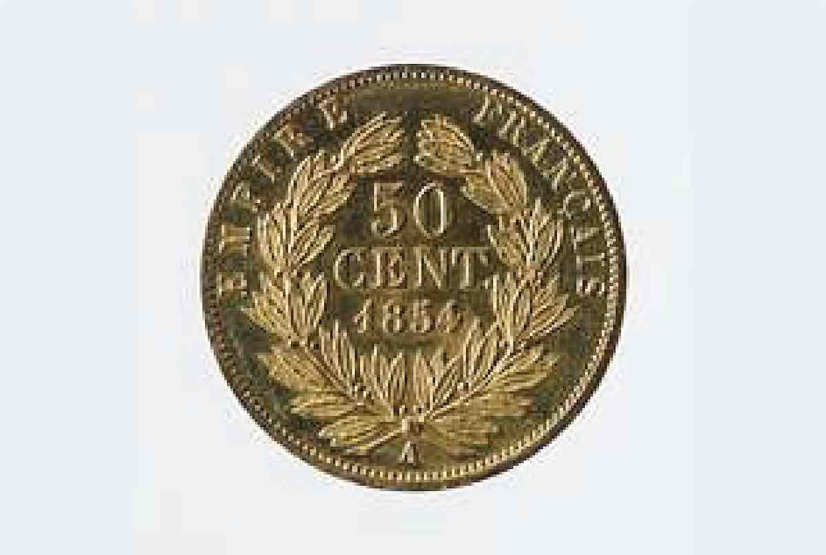 pièces 50 anciens francs