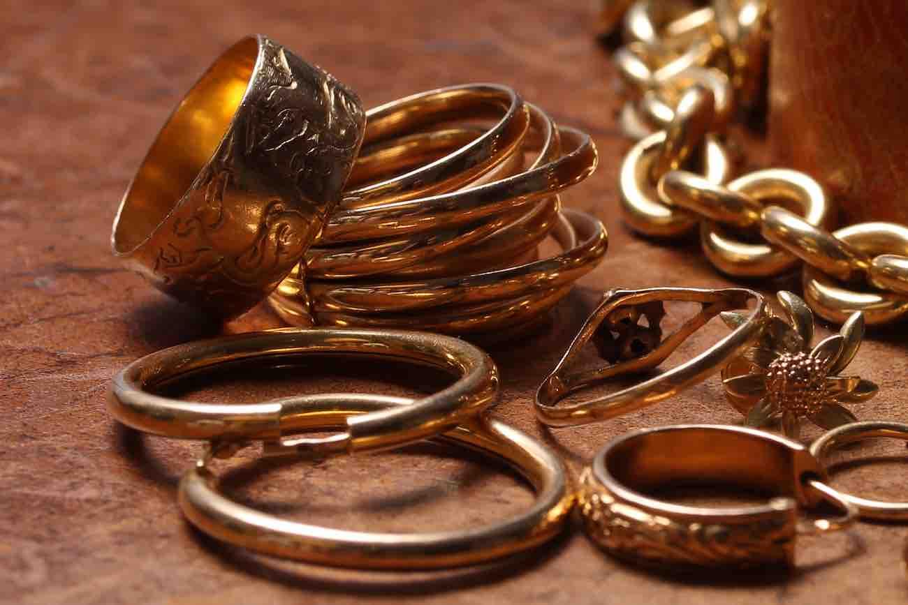 achat d'or et de lingotins