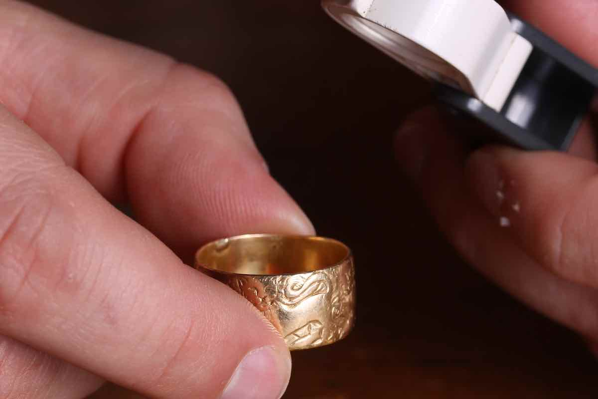 vendre bijoux en or