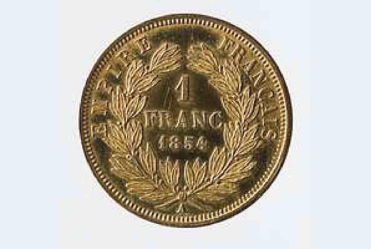 vendre ancienne monnaie en or