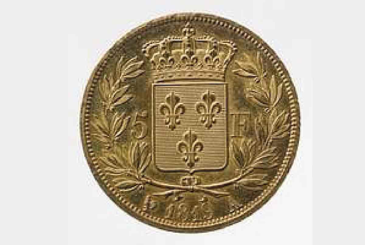 vendre pièces de monnaie en or