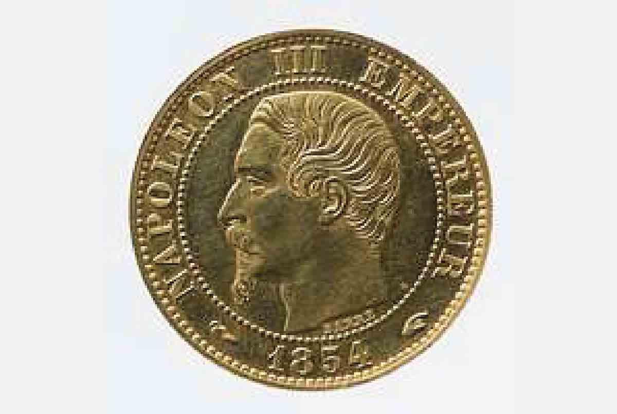 vendre pièce ancienne napoléon